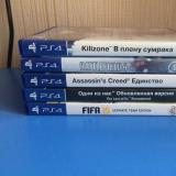 Sony Playstation 4 с крутыми играми