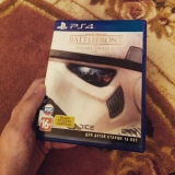 Star Wars Battlefrond Deluxe edition для PS4