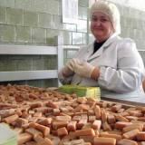 Упаковщики на кондитерскую фабрику