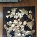 Настенное панно на мозаике